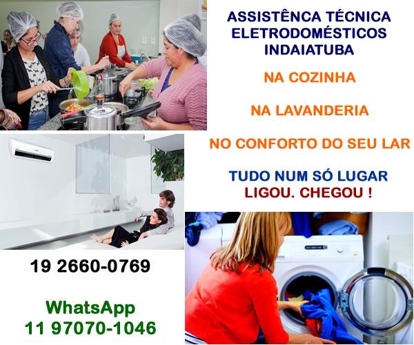 Indaiatuba assistência técnica eletrodomésticos